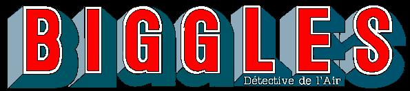 BIGGLES en B.D.