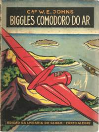 biggles, comodoro do ar