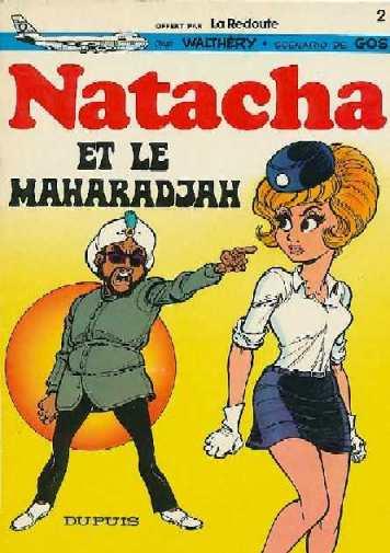 bande dessinee natacha hotesse de l'air