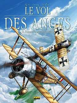 Le vol des anges Tome 2 Royal Flying Corps - Rivera, Wallace